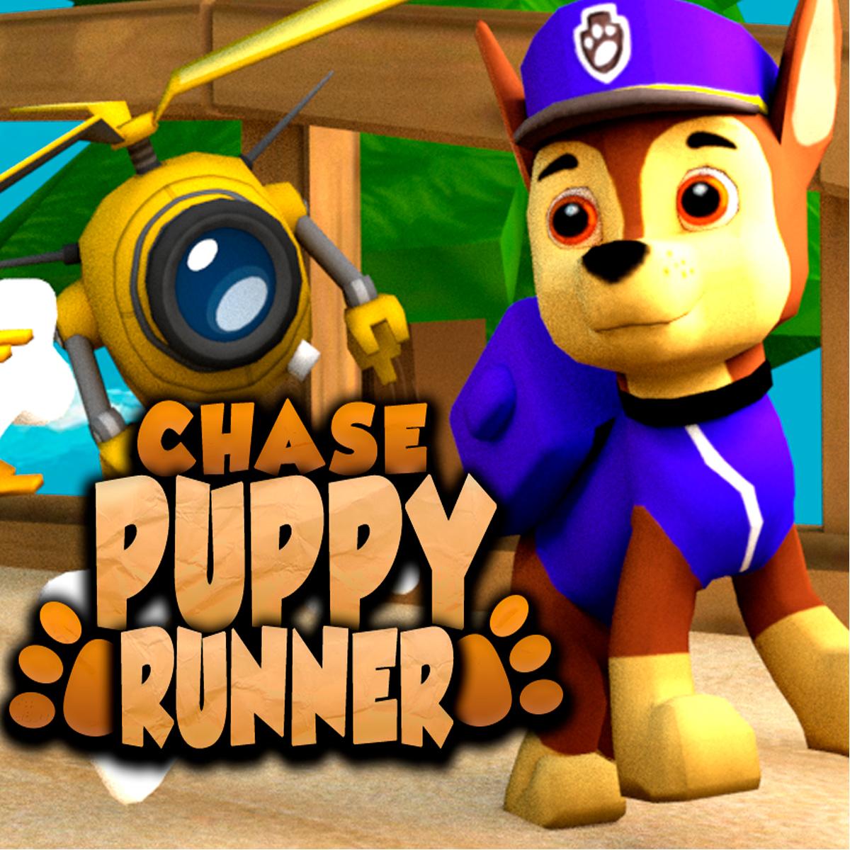 Chase Puppy Runner