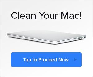 Mobusi Clean Mister destktop MAC - PUSH campaign