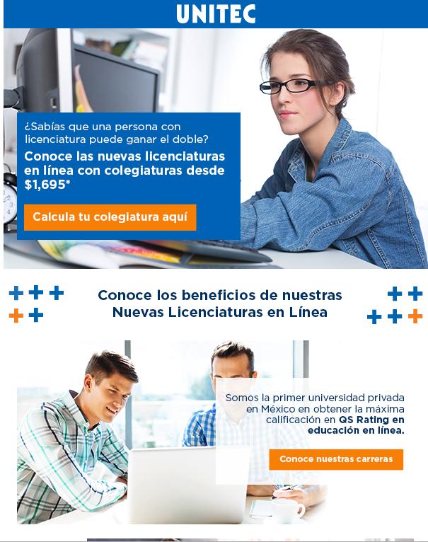 Unitec Licenciaturas
