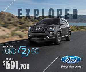 Ford Explorer CPL